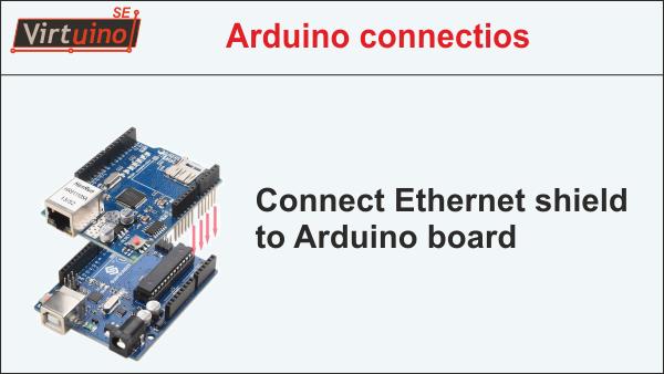 Ardunio+Ethernet shield